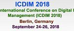 International Conference on Digital Information Management. ICDIM 2018